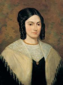Portrait of Emma Smith